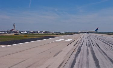 Hartsfield-Jackson International Airport runway