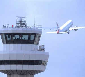 Air traffic control services at Gatwick Airport transferred to ANS