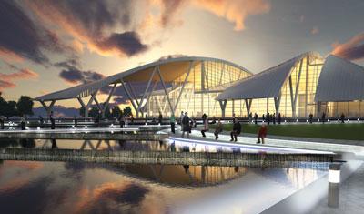 Airport Development: Redesigning Rostov Airport