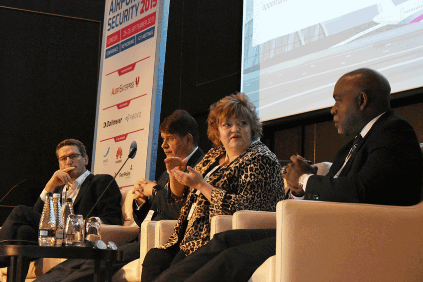 Airport IT & Security 2019 panel discussion