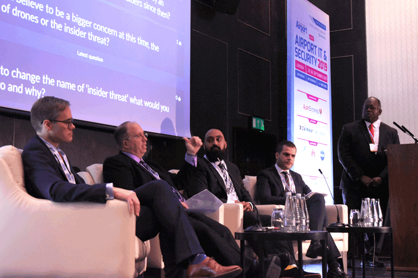 Airport IT & Security 2019 - Security panel discussion