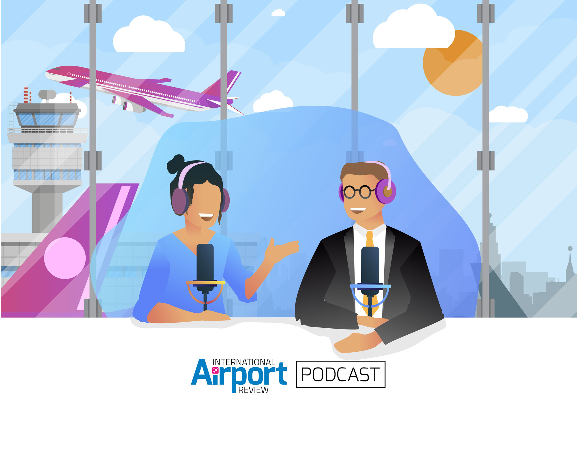 International Airport Review Podcast - Brian Cobb