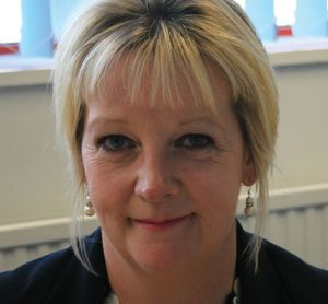 Alison Conroy, UK Sales and Marketing Manager, Aebi Schmidt