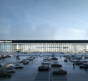 The airport of tomorrow