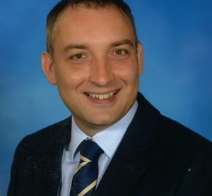 Antony Bridges, Group Leader of Human Performance at QinetiQ