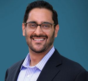 Anuj Agrawai, Head of Earth Networks