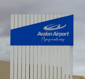 Avalon Airport begins terminal digitalisation improvements