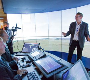 Avinor plans further remotely operated air traffic control towers
