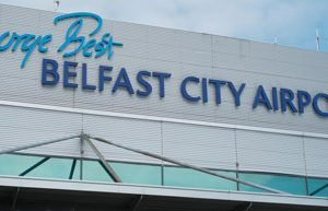 Belfast City Airport awards air traffic control contract to NATS