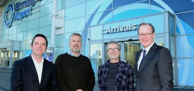 Birmingham Airport partners with mental health awareness charity