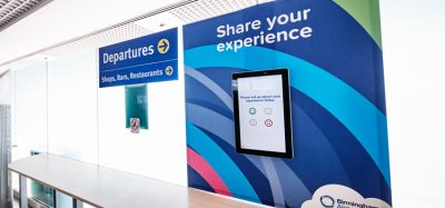 Birmingham Airport invests £100,000 in customer feedback system