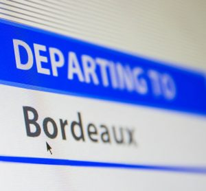 Bordeaux Airport traffic growth