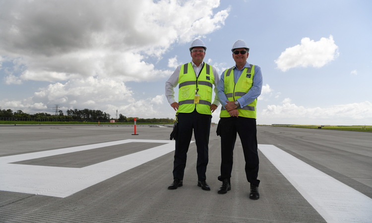 New runway at Brisbane Airport receives official launch of operation date