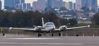 Brisbane Airport begins flight checks on new runway