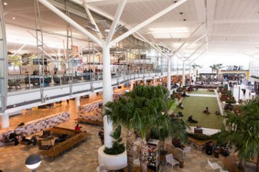 Brisbane Airport International Terminal