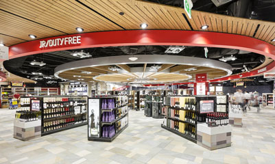 Brisbane Airport Duty Free