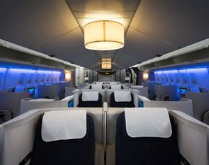 British Airways new and refurbished aircraft provide enhanced passenger experience