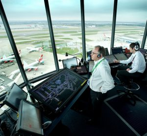Busiest day of the year for UK air traffic control