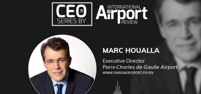 Marc Houalla discusses the goal to make Paris-CDG tomorrow's smart airport