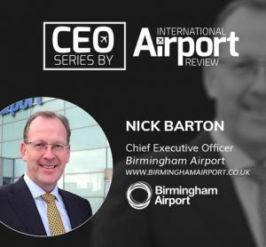 Sustainability needs to be a strategic imperative, says Birmingham Airport CEO