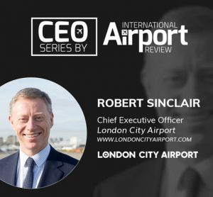 London City Airport CEO is working to ensure the airport appeals to all