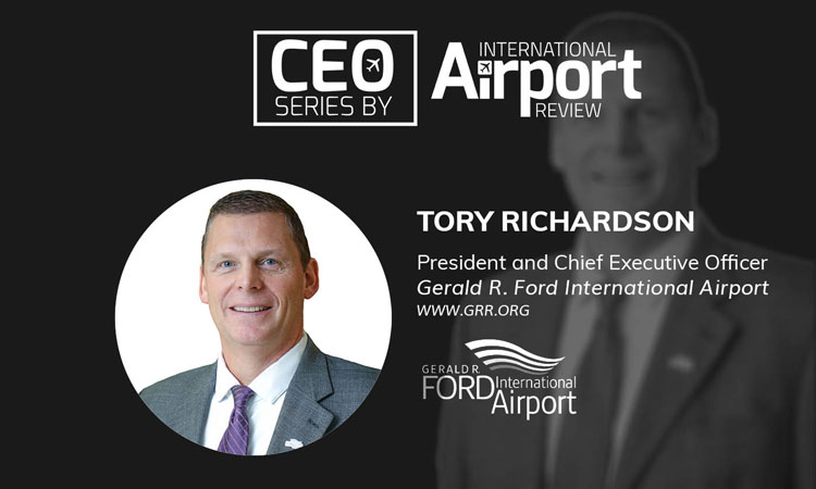 CEO at Gerald R. Ford Airport trusts disruptors can become improvements