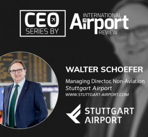 Stuttgart Airport MD recognises the growing desire for responsible mobility