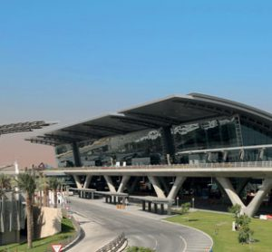 Crisplant BHS in operation at Hamad Airport