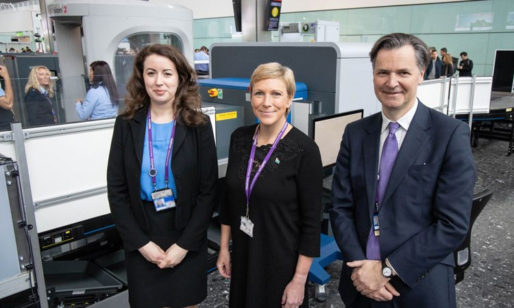 Heathrow becomes first UK airport to invests in CT security equipment