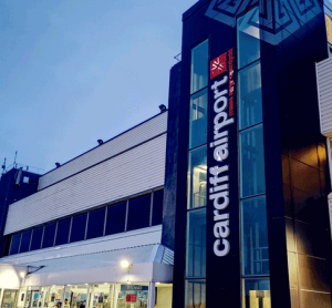 Cardiff Airport unveils its Environmental Flight Path
