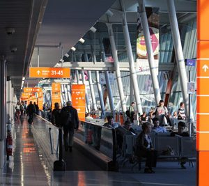 Chopin Airport South Pier