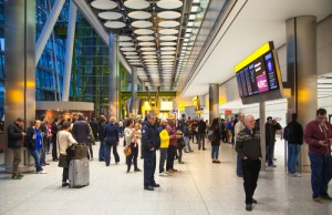 Civil Aviation Authority announces drop in punctuality at UK airports