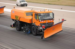 Compact Jet Sweeper