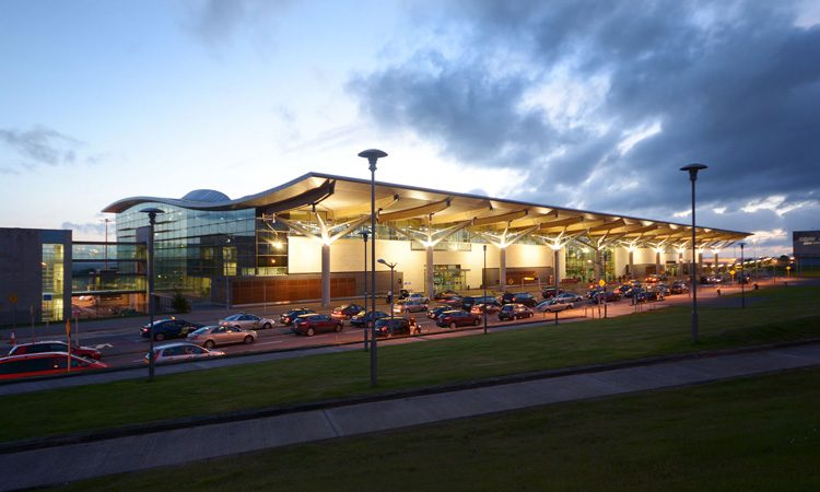 Cork Airport passenger numbers up in first quarter of 2019