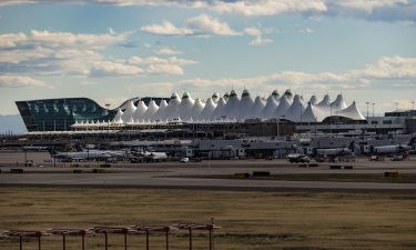 View of Denver International Airport