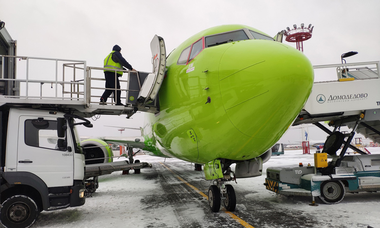 Domodedovo Airport introduces sustainable approach to cabin waste