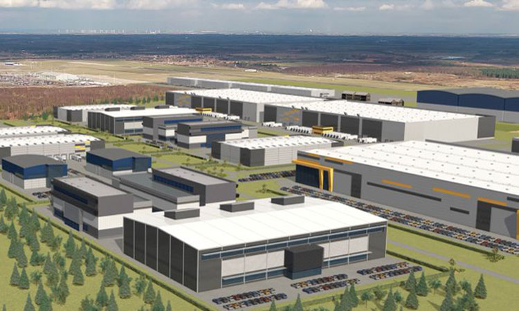 Doncaster Airport approves manufacturing and logistics development - International Airport Review