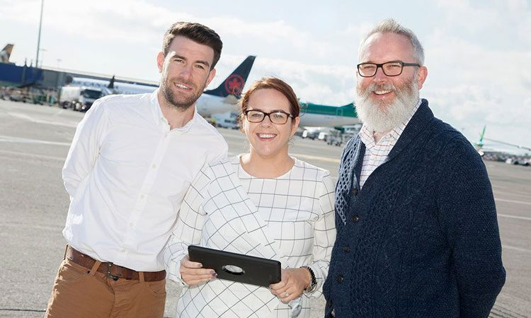 Dublin Airport launches app which tracks assets around the airport