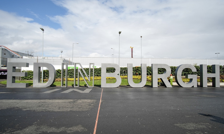 Edinburgh Airport deploys new tech to improve kerbside management