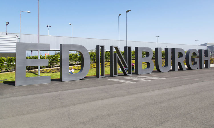 New route between Edinburgh and Boston takes off