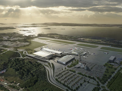EIB to finance €200m Bergen Airport expansion