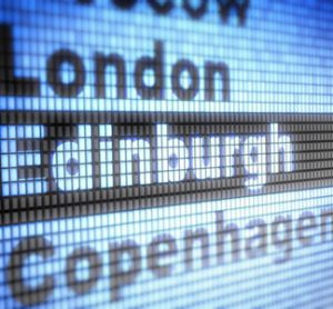 Edinburgh Airport records one million passengers for six consecutive months