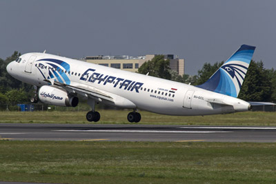 EgyptAir flight from Paris disappears from radar