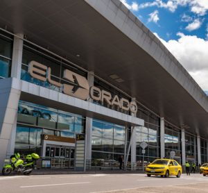 Detailing El Dorado airport's technical transformation