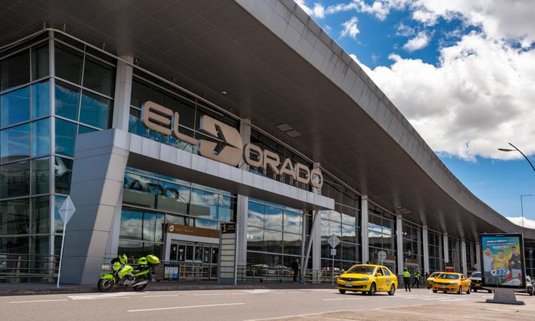 Detailing El Dorado airport's technical transformation