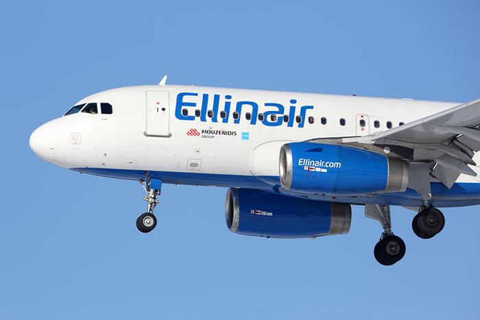 Greek airline Ellinair selects SITA for passenger management