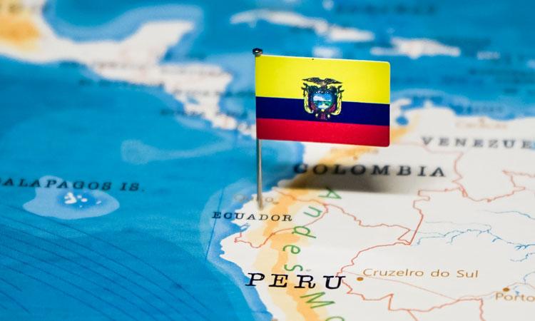 Ecuador restarts passenger traffic