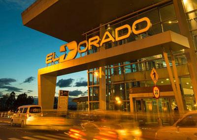 Expansion work begins at El Dorado Airport Columbia