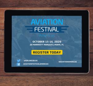 Aviation Festival Americas 2020