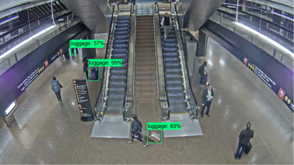 SEA's Escalator safety intern project